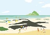 풍경 (컨셉), 자연 (주제), 제주도 (대한민국), 금능해수욕장, 해변, 바다