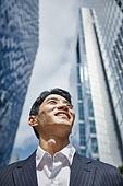 비즈니스, 비즈니스맨, 노동자 (직업), 탄력근무제 (유연근무제), 신입사원 (화이트칼라), 채용 (고용문제), 열정 (컨셉), 자신감, 성공