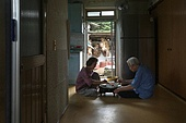 노인 (성인), 노인문제 (사회이슈), 소외계층, 식사, 노인커플 (이성커플)