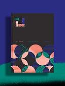 책표지 (주제), 다이어리, 포트폴리오, 목업, 책, 패턴, 개성 (컨셉)