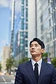 청년 (성인), 비즈니스, 비즈니스맨, 채용 (고용문제), 출퇴근 (여행하기), 성공, 자신감