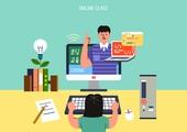 사람, 라이프스타일, 인터넷강의 (인터넷), 어린이 (나이), 교육 (주제)