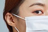 마스크 (방호용품), 코로나바이러스 (바이러스), 코로나19 (코로나바이러스), 감기예방마스크 (마스크), 감기
