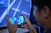 십대 (나이), 중학생, 고등학생, 인터넷카페 (공공건물), 게임방, 컴퓨터, 십대소년 (남성), 스마트폰, 휴대폰