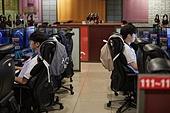 십대 (나이), 중학생, 고등학생, 인터넷카페 (공공건물), 게임방, 컴퓨터, 십대소년 (남성)