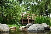 공원, 시냇물 (유수), 자연휴양림 (산림)