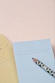 노트 (사무용품), 필기구 (사무용품), 연필, 메모