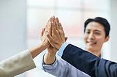 비즈니스 (주제), 비즈니스맨 (사업가), 화이트칼라 (전문직), 신뢰 (컨셉), 믿음 (컨셉), 약속, 팀워크, 협력 (컨셉)