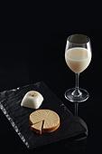 막걸리, 술 (음료), 치즈