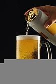 맥주, 크림맥주 (맥주), 맥주잔, 술 (음료), 붓기 (움직이는활동)