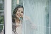 폭우 (비), 기상 (날씨), 장마 (계절), 날씨, 기쁨 (컨셉), 미소