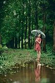 감성, 휴식, 날씨, 비 (물형태), 장마 (계절)