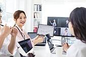 MCN, 비즈니스, 비즈니스 (주제), 일 (물리적활동), 미팅, 아이디어 (컨셉), 토론, CEO, 성공, 자신감, 전략