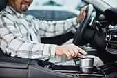자동차, 승용차 (자동차), 차량실내, 공기청정기 (클리닝도구), 차량용공기청정기