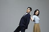 한국인, 커플 (인간관계), 갈등, 싸움 (물리적활동), 화 (컨셉), 감정, 갈등 (컨셉), 꾸중 (말하기)
