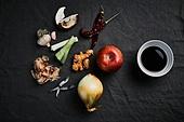 간장, 음식소스 (음식), 음식재료, 검정색 (색)