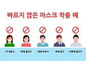 마스크 (방호용품), 코로나바이러스 (바이러스), 코로나19 (코로나바이러스), 캠페인