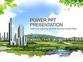 PPT,파워포인트,메인페이지,도시,자연,친환경