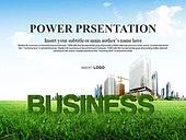 PPT,파워포인트,메인페이지,비즈니스,설계,계획,자연,친환경
