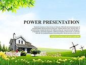 PPT,파워포인트,메인페이지,자연,전원주택,부동산,이벤트