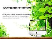 PPT,파워포인트,메인페이지,컴퓨터,나무,자연