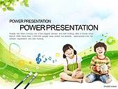 PPT,파워포인트,메인페이지,어린이,미술,교육,음악,학습