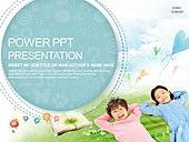 PPT,파워포인트,메인페이지,어린이,교육,학습,놀이,프레임