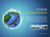 PPT,파워포인트,메인페이지,지구,자연,친환경