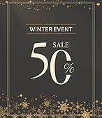 겨울 쇼핑 팝업 10