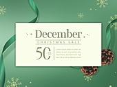 크리스마스 쇼핑 템플릿 01