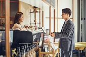 카페, 카페문화, 카페 (공공건물), 커피 (뜨거운음료), 시간제근무 (직업)