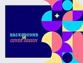 백그라운드, 책표지 (주제), 도형, 컬러풀, 패턴, 포스터, 프레임