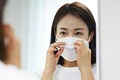 마스크 (방호용품), 감기예방마스크 (마스크), 코로나바이러스 (바이러스), 코로나19 (코로나바이러스), 불편함 (어두운표정)