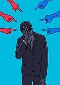 외로움, 정신건강 (주제), 우울, 스트레스, 포인팅 (손짓), 남성 (성별)