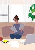 코로나19 (코로나바이러스), 코로나우울 (신조어), 엄마, 육아, 가사 (허드렛일), 스트레스, 인터넷강의 (인터넷), 노트북컴퓨터 (개인용컴퓨터), 거실