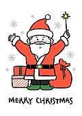 캐릭터, 겨울, 크리스마스 (국경일), 눈송이, 선물 (인조물건), 산타클로스 (가상존재), 상업이벤트 (사건)
