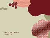 백그라운드, 손그림 (이미지), 패턴, 상업이벤트 (사건), 도형