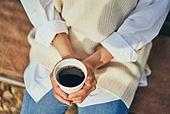 감성, 휴식 (정지활동), 커피 (뜨거운음료)