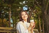 감성, 휴식 (정지활동), 커피 (뜨거운음료), 음료, 행복, 마시기, 휴가 (주제)
