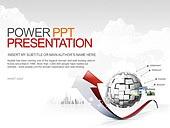 PPT,파워포인트,메인페이지,도시,건축물,비즈니스,산업,화살표,증가,상승,구,조각,계획,기획