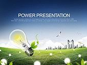 PPT,파워포인트,메인페이지,전구,발상,아이디어,빛효과,네트워크,건축물,건설,도시,건축,잔디,산업,비즈니스,친환경,에코,그린,계획,기획