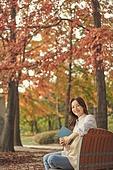 가을, 가을 (계절), 휴식, 휴식 (정지활동), 독서, 책, 읽기, 배움