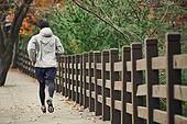 남성, 운동, 길, Running (Physical Activity)