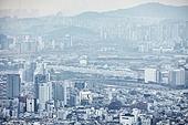 도시, 도심지 (구역), 서울 (대한민국), 도시전경