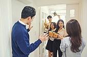 집, 디너파티 (친목회), 포트락파티 (파티), 음식, 웨이빙 (제스처)
