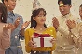생일, 파티, 축하 (컨셉), 디너파티 (친목회)