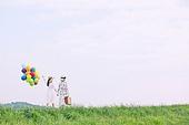 휴가, 여행, 휴식, 소풍 (아웃도어), 국내여행, 욜로 (컨셉), 자유 (컨셉), 행복, 떠남 (컨셉), 풍선