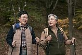 노인건강, 실버라이프 (주제), 실버산업, 하이킹 (아웃도어), 산악등반 (클라이밍), 아웃도어, 산책길 (보행로), 여행