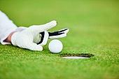 골프, 골프공, 반칙, 스포츠맨십 (컨셉), 부정행위 (컨셉)