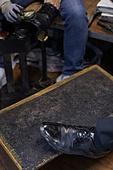구두수선공 (소매업자), 구두 (신발), 오래됨 (상태)
